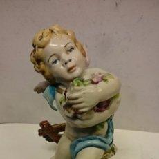 Antigüedades: FIGURA DE ANGEL. Lote 53058785