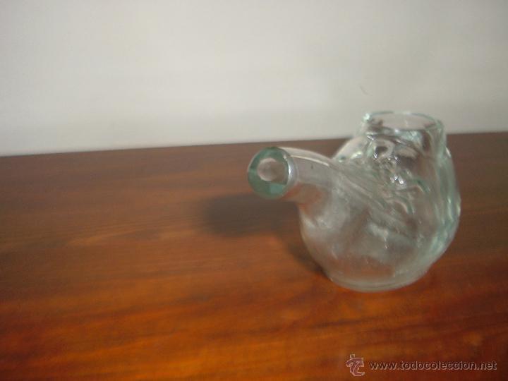 Antigüedades: Pistero de cristal - Foto 4 - 53071812