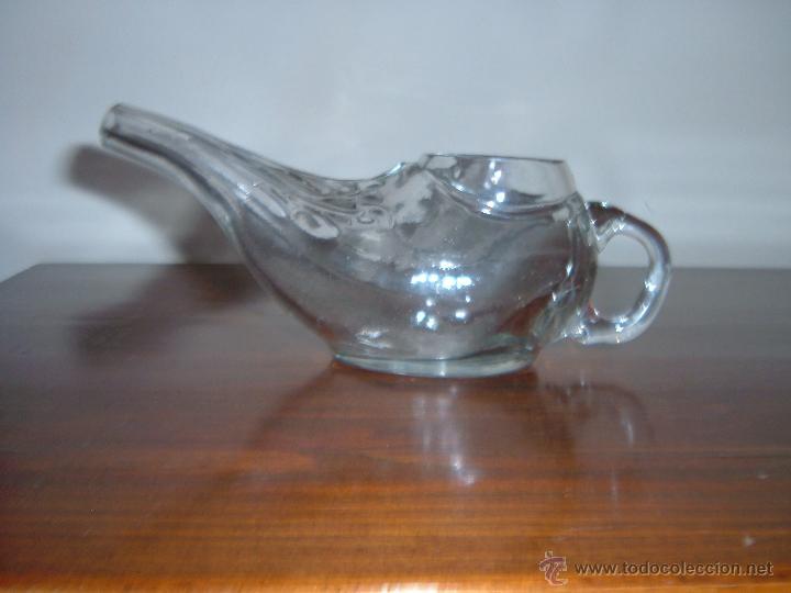 Antigüedades: Pistero de cristal - Foto 5 - 53071812