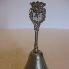 Antigüedades: CAMPANILLA DE CAZORLA. Lote 53098935