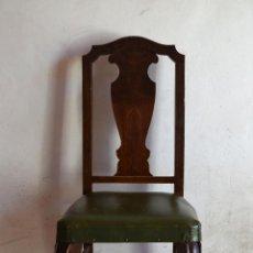Antigüedades: SILLA. Lote 53101881