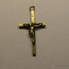 Antigüedades: MEDALLA RELIGIOSA TIPO CRUZ.. Lote 53137325