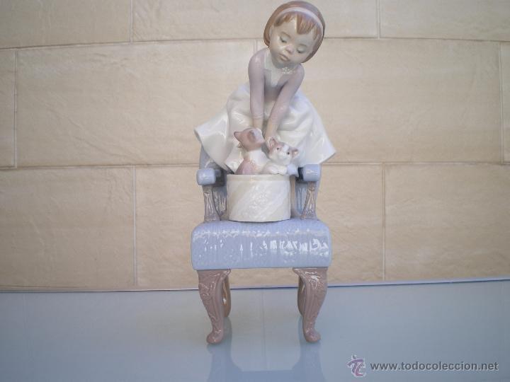 Antigüedades: Colección 24Figuras descatalogadas de Lladró - Foto 25 - 53145008
