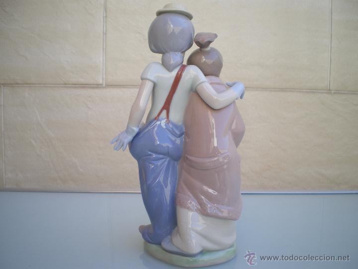 Antigüedades: Colección 24Figuras descatalogadas de Lladró - Foto 34 - 53145008