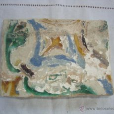 Antigüedades: AZULEJO SIGLO XVI (TRIANA). Lote 53192331