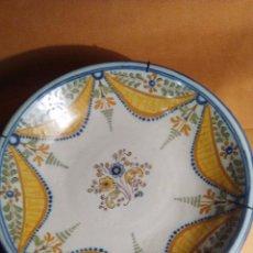 Antigüedades - Ruiz de luna cerámica de talavera - 53194165