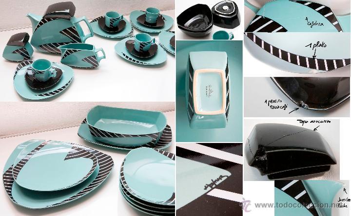 Vajillas modernas vajilla caf villeroy boch moderna foto for Vajillas modernas online