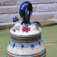 Antigüedades: BOTIJO DE COLECCION DE VALENCIA, EN CERAMICA VIDRIADA.. Lote 53241829