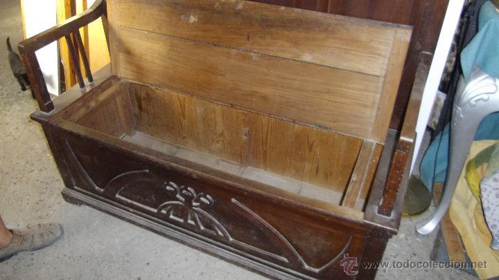 Vistoso Muebles De Madera De Cerezo Banco Inspiración - Muebles Para ...