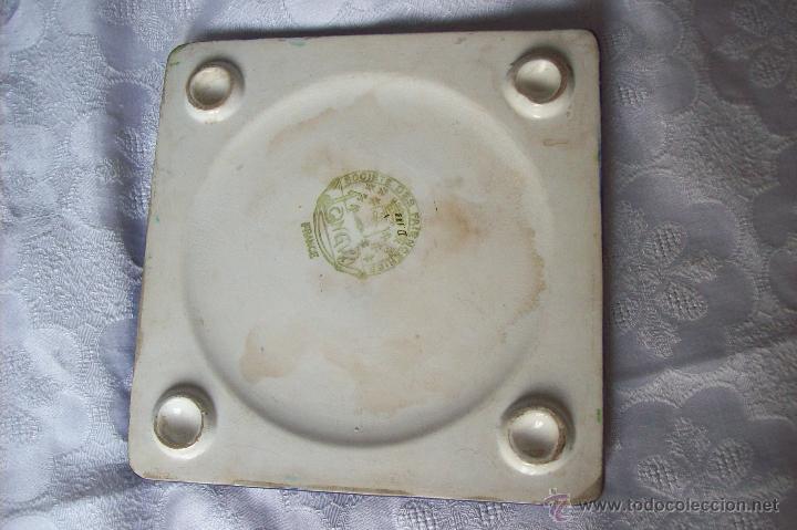 Antigüedades: Soporte Longwy - Foto 2 - 53269839