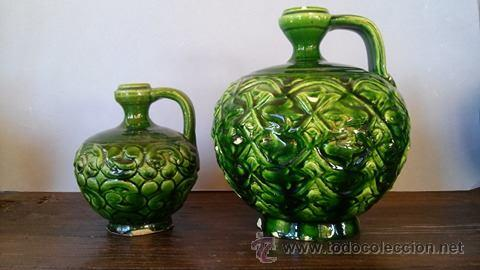 2 PERULAS - LUCENA (Antigüedades - Porcelanas y Cerámicas - Lucena)