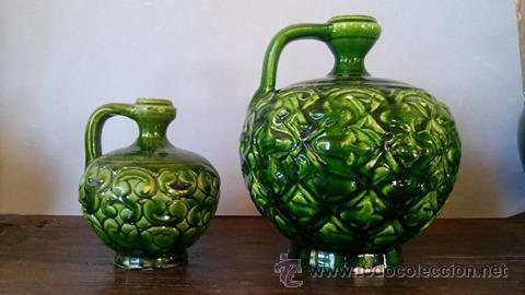 Antigüedades: 2 perulas - Lucena - Foto 2 - 53281070