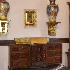 Antigüedades: BARGUEÑO SIGLO XVII. Lote 53281937