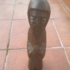 Antigüedades: PALMATORIA VELERO CANDELERO MONGE TALLADO. Lote 53291658