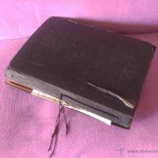 Antigüedades: CATALOGO ORIGINAL DE MUESTRAS DE BORDADOS, PUNTAS JACQUARD 1945. Lote 53296621