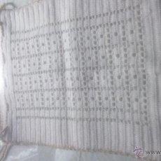 Antigüedades: BOLSA DE PAN GANCHILLO. Lote 53298732