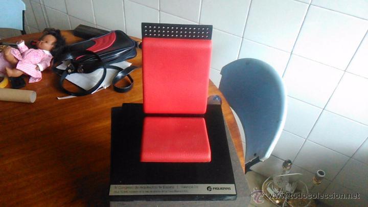 silla diseño, flame instalado en la sala de pre - Comprar Sillas ...