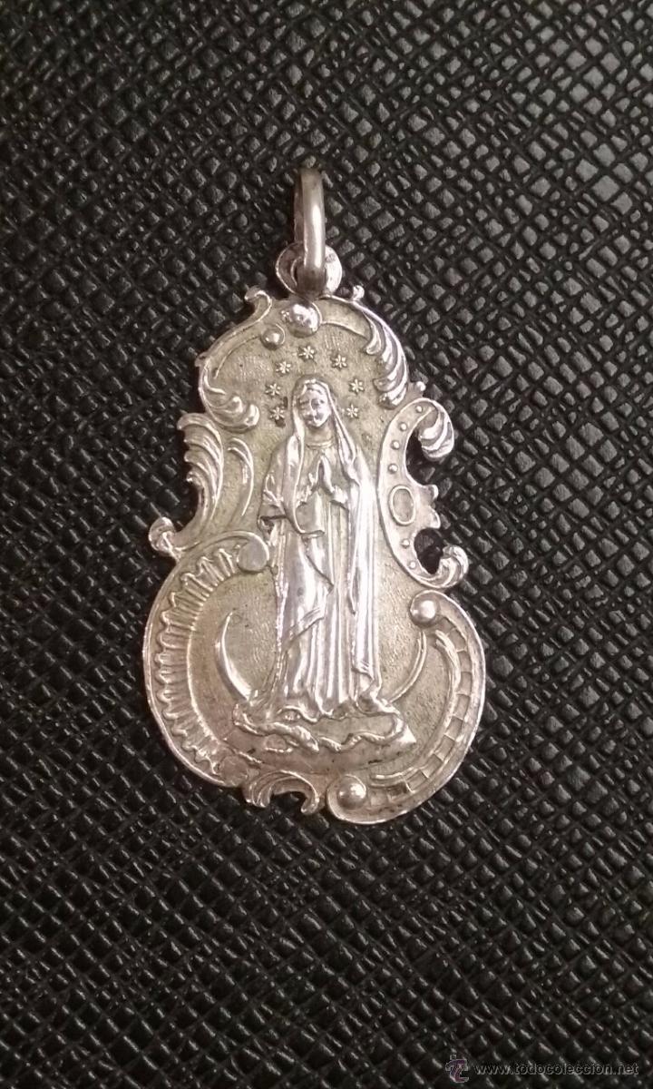 f4ccdef7270 Medalla en plata virgen inmaculada primeros si comprar medallas jpg  720x1200 Medallas virgen inmaculada