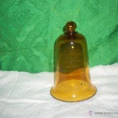 Antigüedades: CURIOSA CAMPANA O CUPULA. Lote 53310936