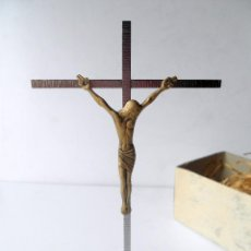 Antigüedades: CRISTO CRUCIFICADO. Lote 53332690