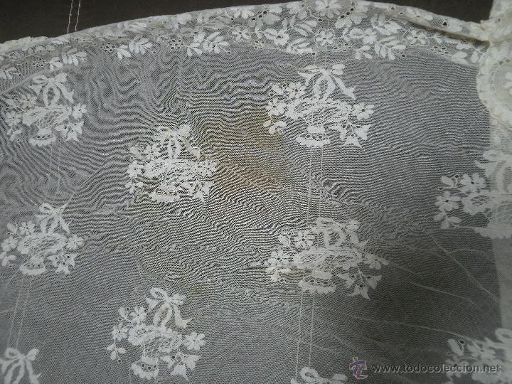 Antigüedades: Mantilla . - Foto 3 - 53357337