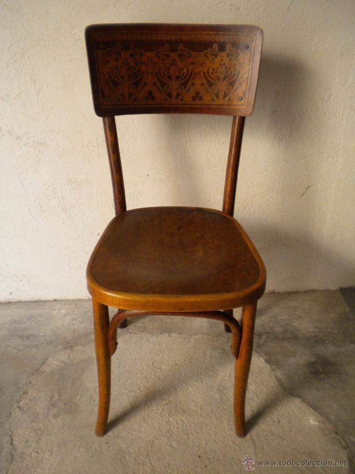silla nº 226 de jacob & josef kohn. art nouveau - Comprar Sillas ...
