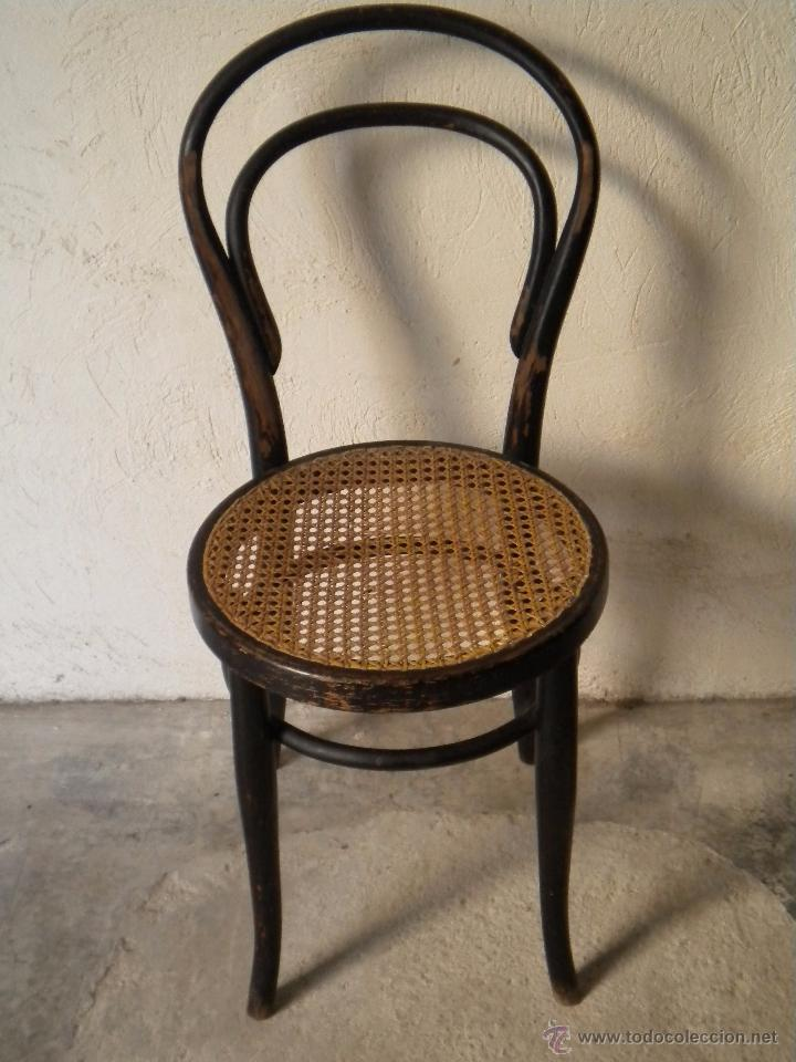 Silla kohn 14 1 2 para restaurar mueble de vie comprar - Restaurar sillas antiguas ...