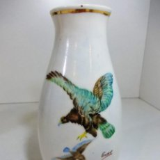Antigüedades: ANTIGUO FLORERO FIRMADO.. Lote 53398541