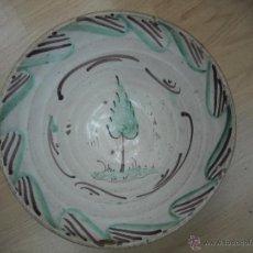 Antigüedades: CUENCO DE TERUEL. Lote 53410741
