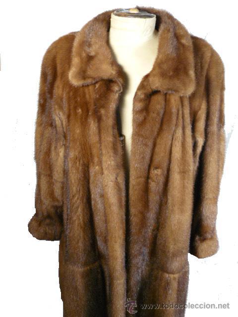 Abrigo de de mink