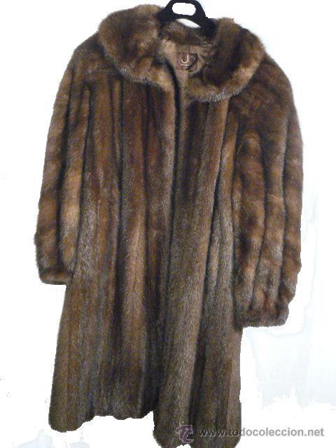 Piel Mujer De Comprar Bosch J Peletero Abrigo Moda Antigua zaqwv5w