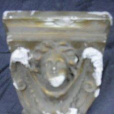 Antigüedades: MENSULA DE IGLESIA. Lote 53414884