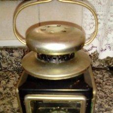 Antigüedades: ANTIGUO FAROLILLO DE ACEITE. Lote 53437133
