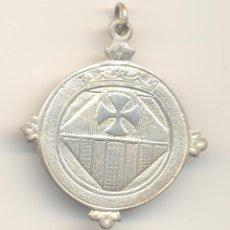 Antigüedades: ME- MEDALLA COFRADIA DE LA MERCED ¿? A CLASIFICAR 38 MM.. Lote 53464458