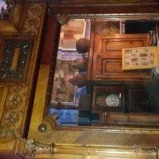 Antigüedades: BONITO ARMARIO FINALES DE 1800. Lote 53480052