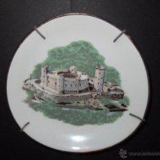Antigüedades: SANTA CLARA. MOISES ALVAREZ.CASTILLO DE BELLVER. PALMA DE MALLORCA.. Lote 53487846