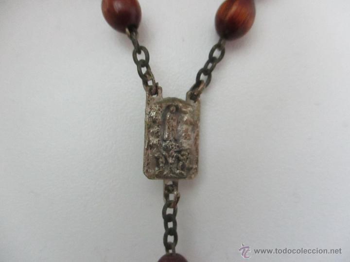 Antigüedades: Bonito Rosario - Foto 3 - 53537241