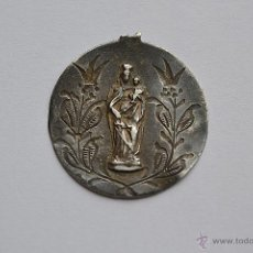 Antigüedades: MEDALLA VIRGEN DEL PILAR. Lote 53546771