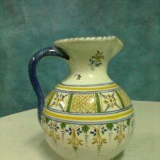 Antigüedades: JARRA CERAMICA TALAVERA DURAN. Lote 53551077