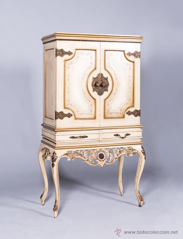 Muebles barroco en las grandes piezas se empezaron a usar - Muebles estilo barroco moderno ...