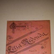Antigüedades: LETRA REDONDA. Lote 53576515