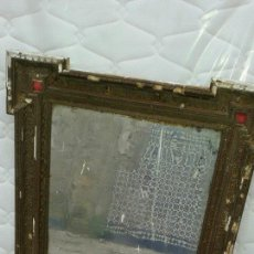 Antigüedades: ESPEJO ANTIGUO VER. Lote 53583482