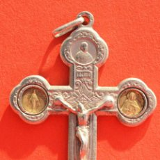 Antigüedades: ANTIGUA CRUZ RELICARIO SAN ANTONI MARIA CLARET. Lote 53629136