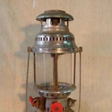 Antigüedades: LAMPARA DE PETROLEO BRUDER MANNESMANN WERKZEUGE. Lote 53641582