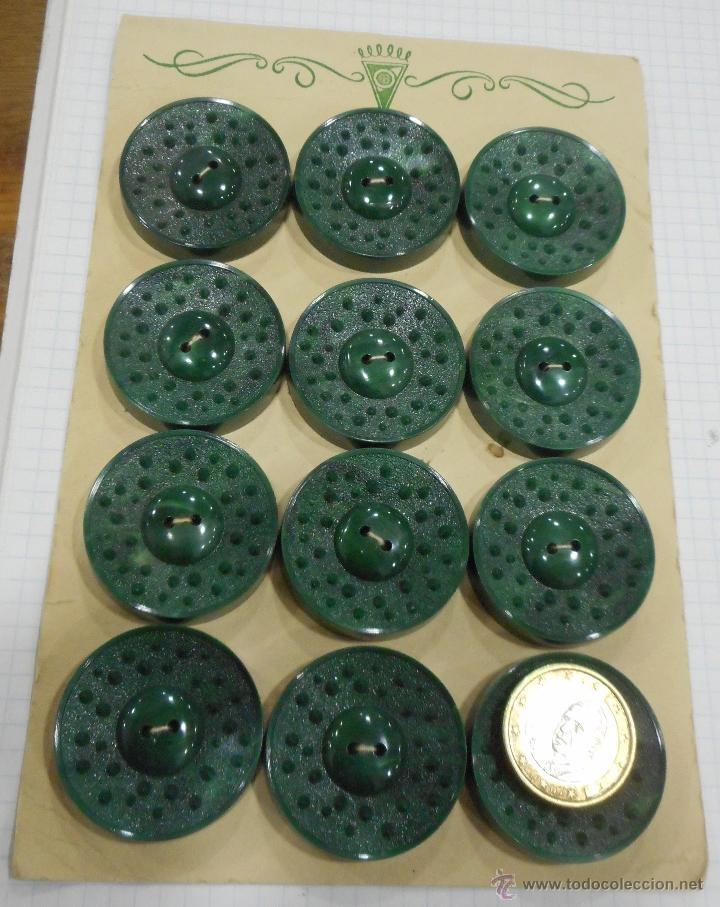 Antigüedades: Botones antiguos - Foto 2 - 53655779