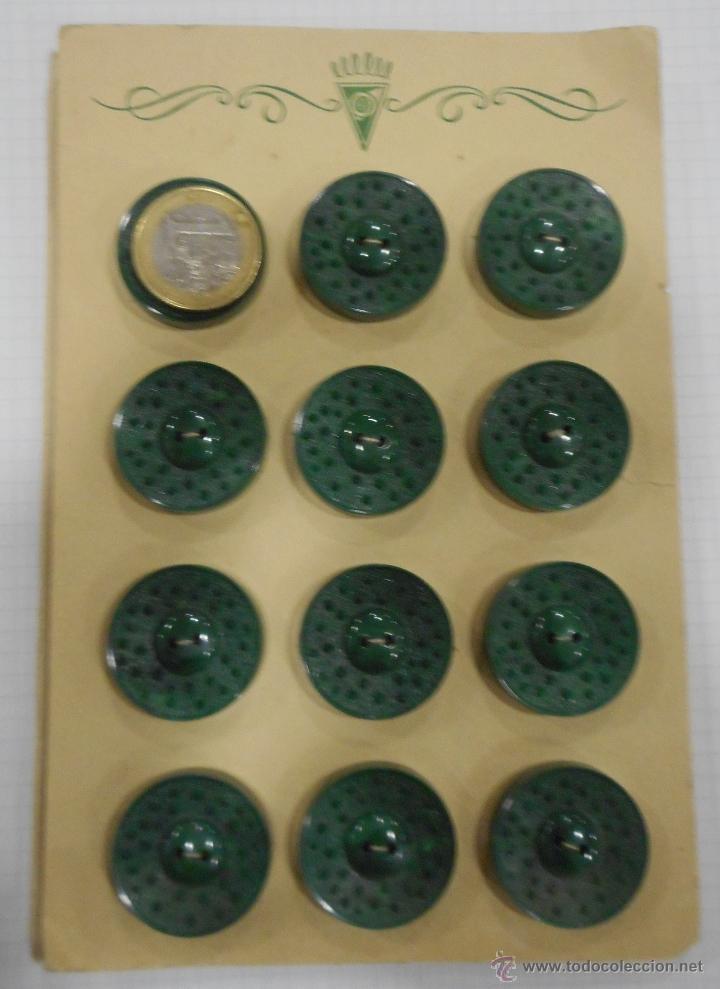 Antigüedades: Botones antiguos - Foto 3 - 53655779