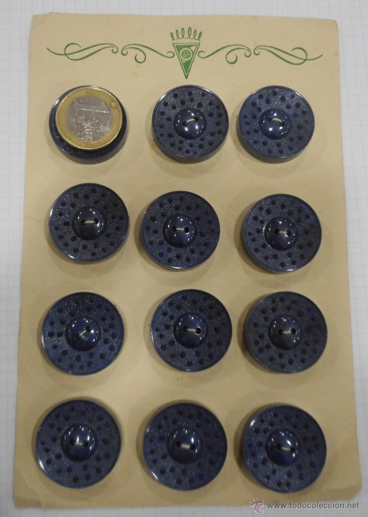 Antigüedades: Botones antiguos - Foto 4 - 53655779