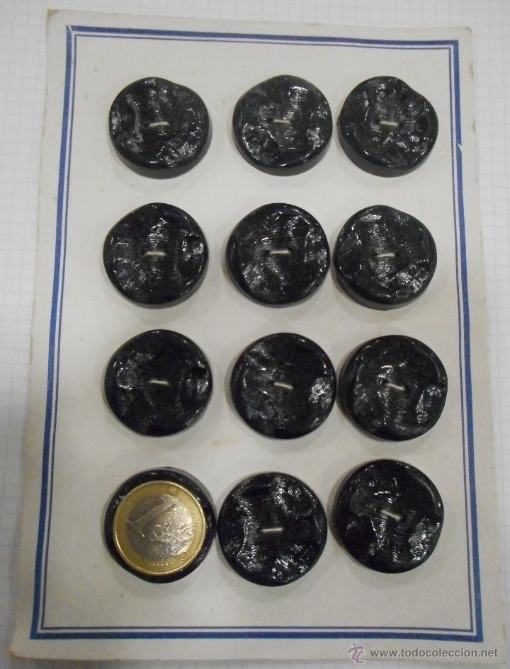 Antigüedades: Botones antiguos - Foto 4 - 53655838