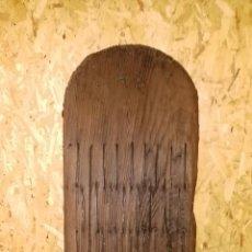 Antigüedades: TRILLO ANTIGUO DE MADERA. Lote 53683371