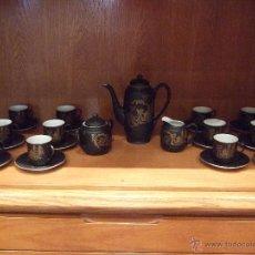 Antigüedades: JUEGO DE CAFÉ JAPONES. Lote 53690958